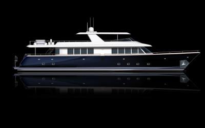 RY 93 Motor Yacht